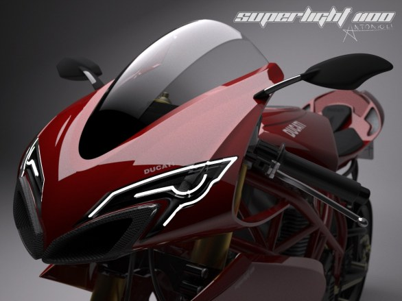 Ducati Superlight 1100