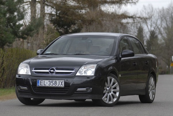 Nadwozie Opel Vectra zamiast zdjęcia