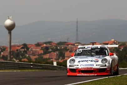 Kuba Giermaziak (POL) VERVA Racing Team.Porsche Supercup, Round 7, Budapest, Hungary 29-31 July 2011.