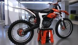 Elektryczny KTM Freeride