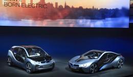 BMW i3&i8 Concept