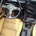 BMW E30 wnętrze M3
