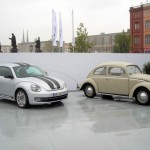 VW Beetle 2011 vs. VW Garbus