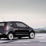 VW Up! wyraźnie różni się od pozostałych modeli producenta z Wolfsburga