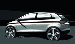 Audi A2 concept/Design