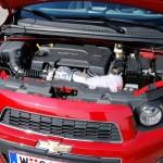 Chevrolet Aveo silnik
