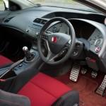 Honda Civic Type R Mugen wnętrze