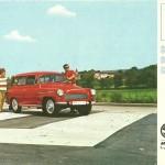 Skoda Octavia Combi była reklamowana od zawsze jako auto rodzinne
