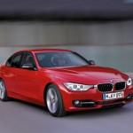 BMW 3 dynamicznie