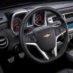 Chevrolet Camaro wnętrze
