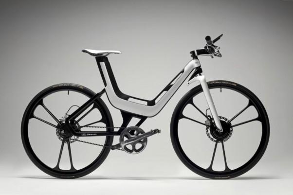 Ford E-Bike profil boczny