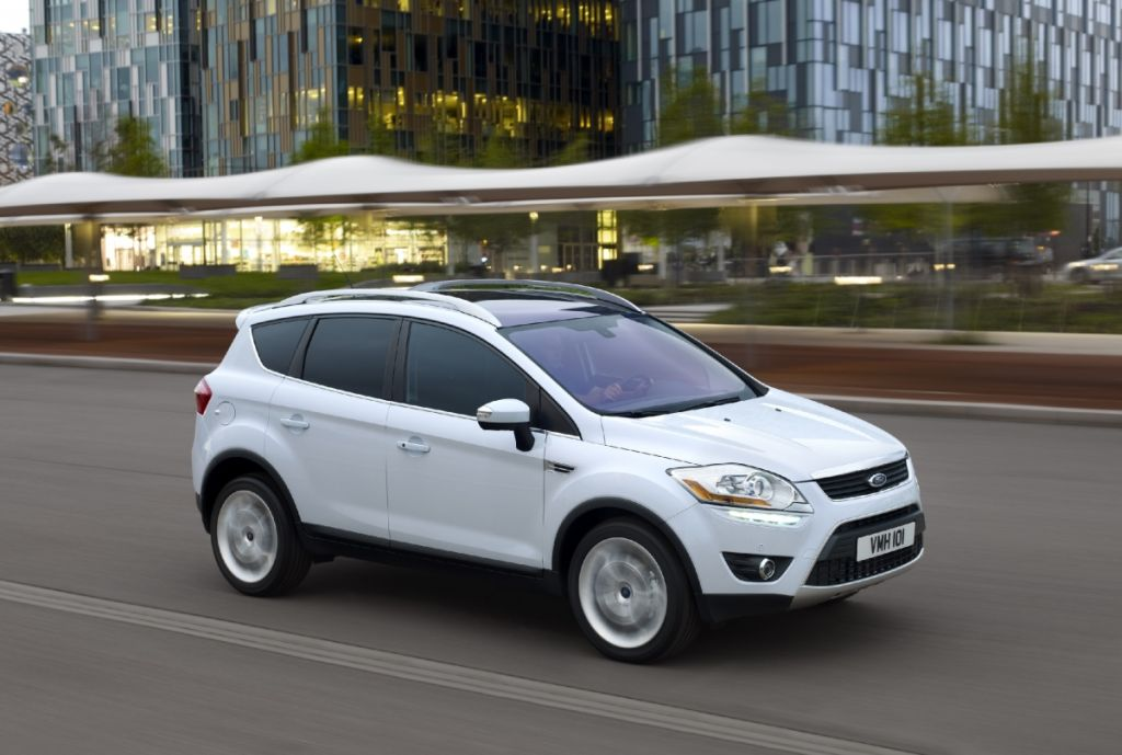 ford kuga titanium s moto portal motoryzacyjny newsy opinie testy. Black Bedroom Furniture Sets. Home Design Ideas