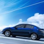 Mazda 3 faceliftng