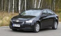 Chevrolet zachęca nie tylko atrakcyjną ceną, lecz również pewnymi właściwościami jezdnymi.