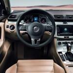 VW Passat wnętrze