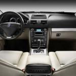Volvo XC90 wnętrze