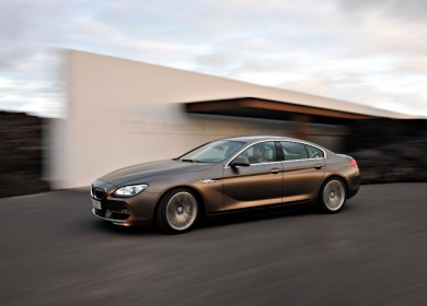BMW 6 Gran Coupe 2