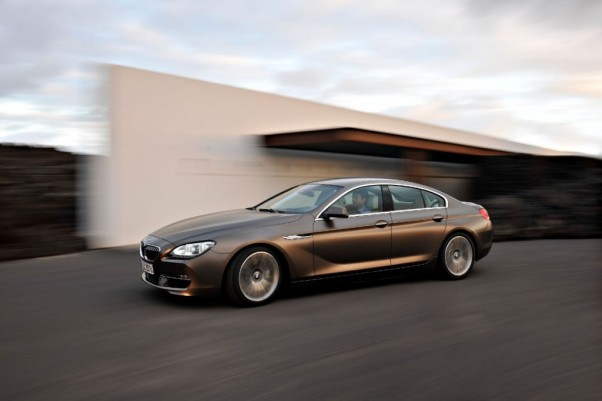 BMW 6 Gran Coupe 2