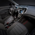 Chevrolet Aveo RS 6
