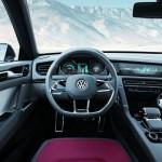 VW Cross wnętrze