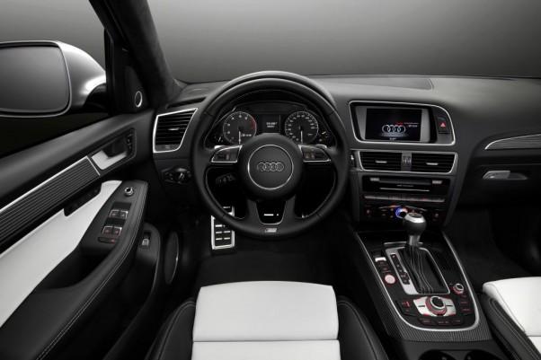 Audi SQ5 (3.0 TFSI USA-Modell)